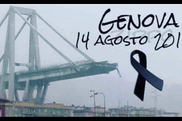 Genova - 14 agosto 2018